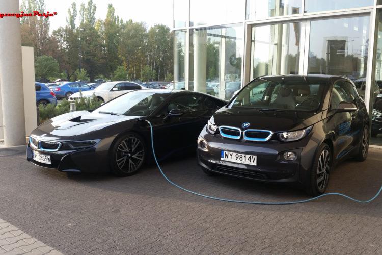 BMW i3 & i8