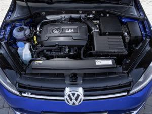 Volkswagen Golf R Variant Silnik