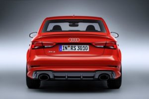 Audi RS3 Sedan 2017 tył