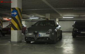 Alfa Romeo Giulietta QV Launch Edition 1