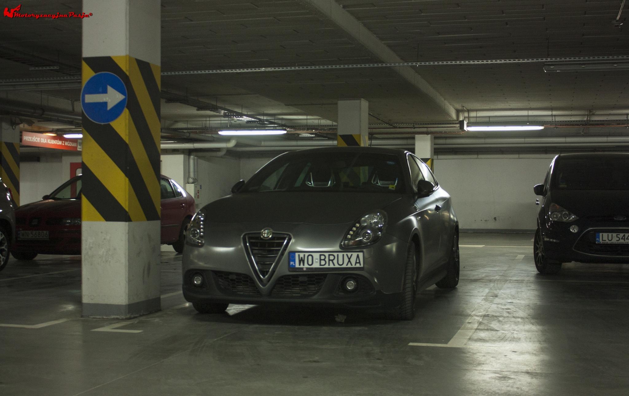 Alfa Romeo Giulietta QV Launch Edition bycie wyjątkowym ma w