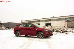Fiat Tipo Hatchback linia