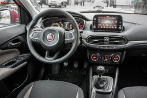 Fiat Tipo Hatchback 2016 4