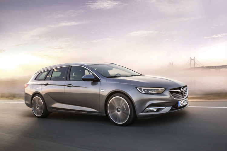 Opel Insignia Sports Tourer 2017 1