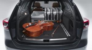 Opel Insignia Sports Tourer 2017 bagażnik