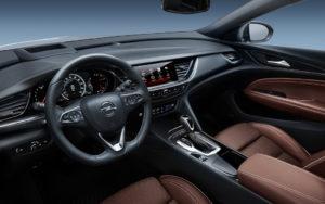 Opel Insignia Sports Tourer Wnętrze