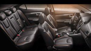 Mitsubishi Grand Lancer wnętrze