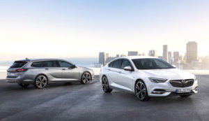 Opel Insignia Sports Tourer i Grand Sport
