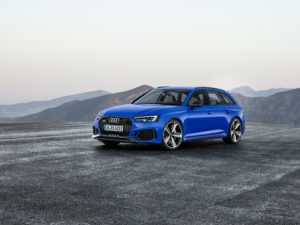 Audi RS4 Avant 2017 2