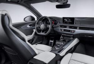 Audi RS4 Avant 2017 Wnętrze