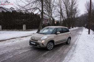 Fiat 500L Trekking 4