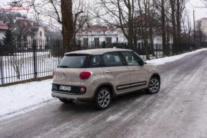 Fiat 500L Trekking 5