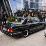 Mercedes 500 SEL AMG 1