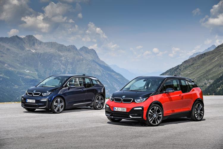 BMW i3 FL & i3s