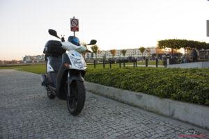 Scroot skuter miejski