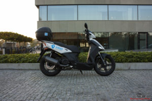 Scroot Kymco Agility