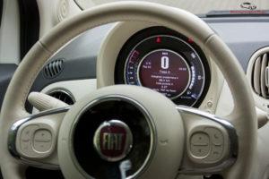 Fiat 500C wskaźniki