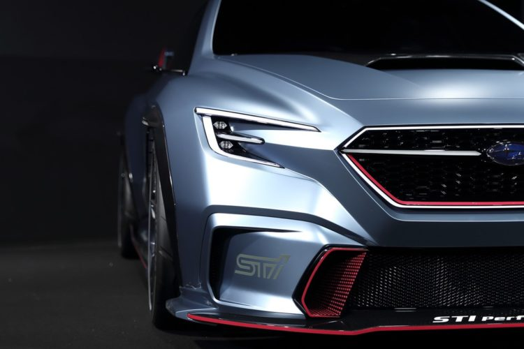 Subaru Viziv Performance STi Concept 1