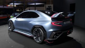 Subaru Viziv Performance STi Concept 2