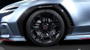 Subaru Viziv Performance STi Concept felga