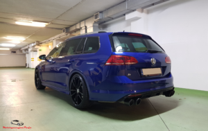 Volkswagen Golf R Variant APR Stage3+