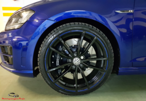 Volkswagen Golf R Variant StopTech Big Brake Kit