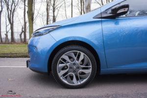 Renault Zoe felga przód