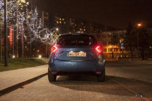 Renault Zoe tył