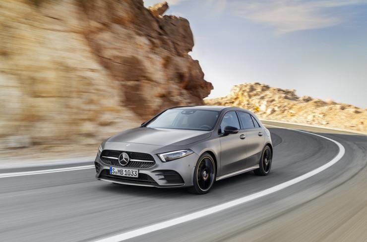 Mercedes-Benz A Klasa 2018