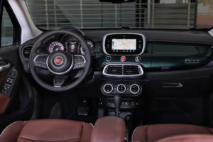 Fiat 500X Lift - Deska rozdzielcza