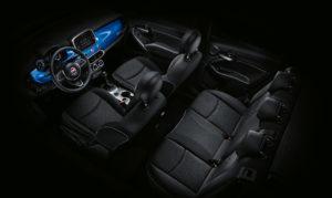 Fiat 500X Lift - Wnętrze