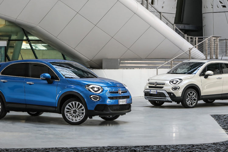 Fiat 500X Lift Cross i Urban